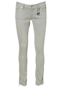 Topshop Grey Skinny Jean